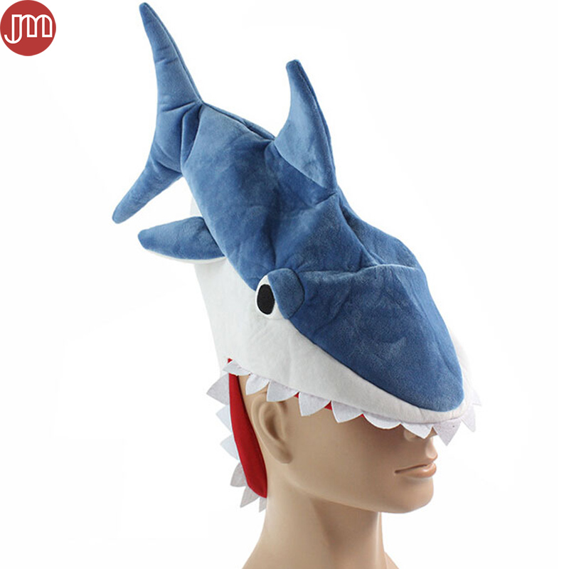 Shark Toys For Adults : Popular novelty fish hats buy cheap lots