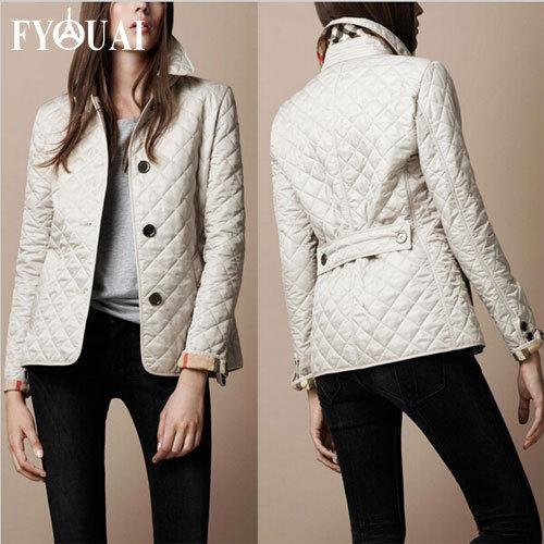 [해외]FYOUAI NEW Women Jacket Winter Autumn Coat Brand..