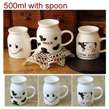 2014 Europe and the United States hot sell fashion creative lovely couple mug  cup coffee cup zakka creative cute queen Milk Cup