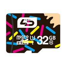 2015 hot tf card LD Micro SD Card 32GB Class 10 Memory Card for Smartphone memory