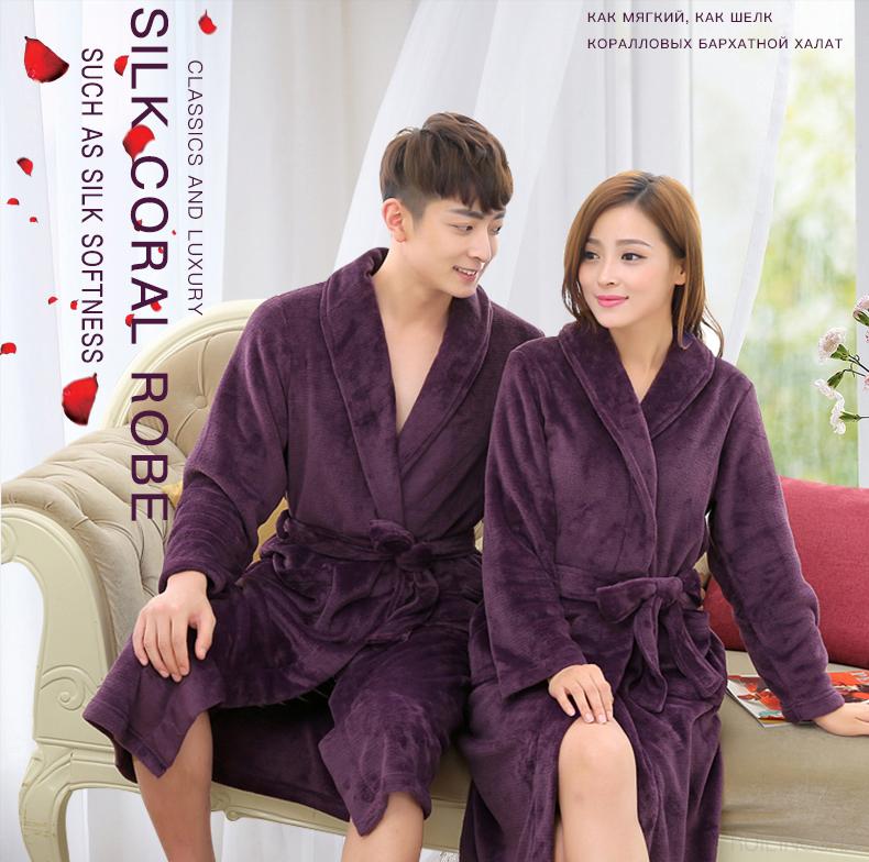 1401-Coral-Fleece-kimono-bathrobe-men-women-robes_01