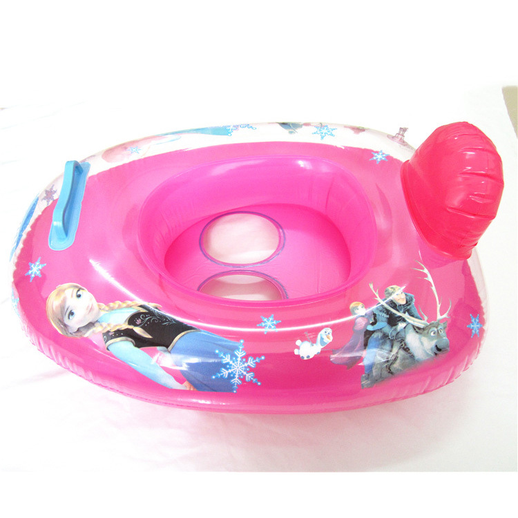 Baby Swimming Pool Accessories Kids Float Inflatable Boat Circle To Swim Babies Ship