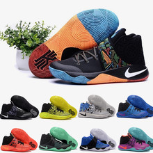2016 High Quality Kyrie Irvinng 2 ii Men boots men Eur size 40-46 US 7 8 8.5 9.5 10 11 12 For Sale Online(China (Mainland))