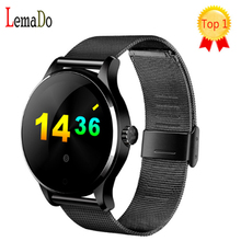 Buy Original K88H MTK2502 Heart Rate Monitor Bluetooth Smart Watch Call/SMS Reminder watch clock apple huawei Android IOS Phone for $47.14 in AliExpress store