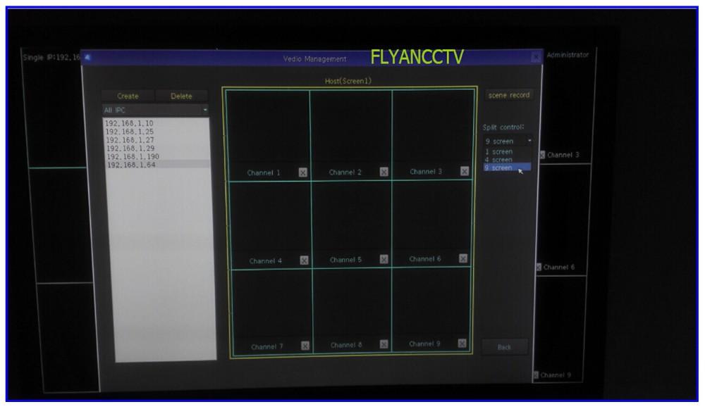 Ip декодер 3 D контроллер клавиатуры 2 цифровое управление клавиатурой 9 экран NVS 11
