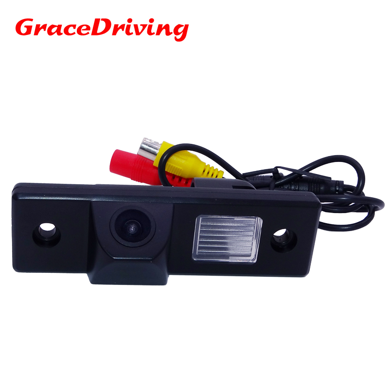 Promotion CCD Car Rear View Mirror Image CAMERA for CHEVROLET Epica/Lova/Aveo/Captiva/Lacetti/Cruze/Matiz free shipping(China (Mainland))