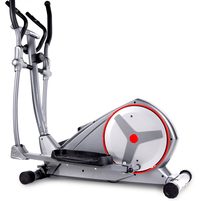 Elliptical spinning indoor bike magnetic spinning weight loss exercise bike Muted stepping machine 130*70*65cm load of 120kg(China (Mainland))
