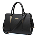Elegant Designer participants in Large Handbag Ladies Simple Shoulder All match Crossbody Bag new worn thin