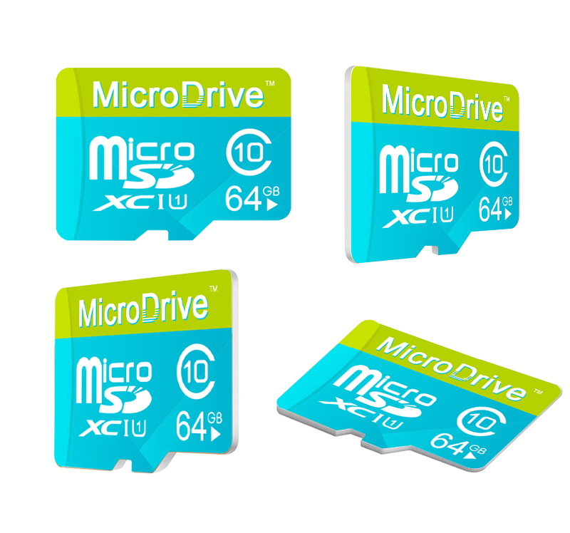 Full Size Class 10 High Quality Memory Card/TF card 64GB 32GB 16GB 8GB 4GB micro SD card Transflash for Smartphone(China (Mainland))
