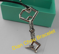 Freeshipping wholesale 20pc a lot THORIN OAKENSHIELD Silver Rune necklace CV03