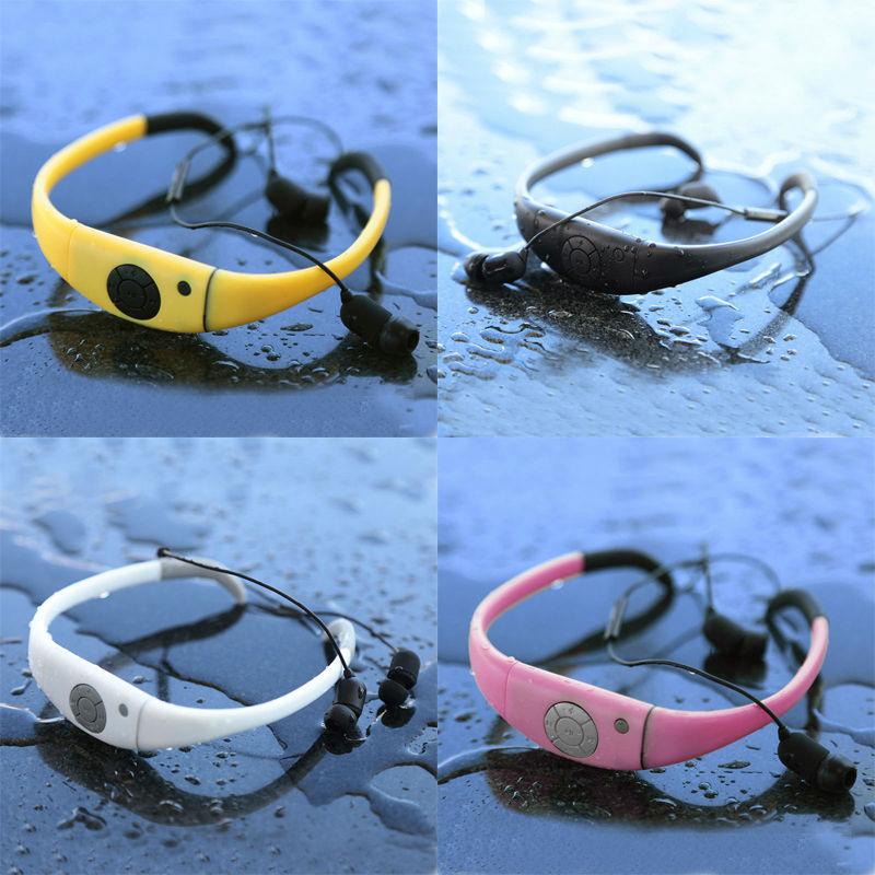 Achetez en gros casque de natation en ligne des for Ecouteur pour piscine