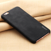 Free Shipping X-Level vintage pu leather mobile phone case for apple iphone 6 plus 6s plus luxury back case cover(China (Mainland))