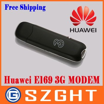HUAWEI E169 HSDPA 3G modem Unlocked USB modem 3G wireless Modem Free shipping