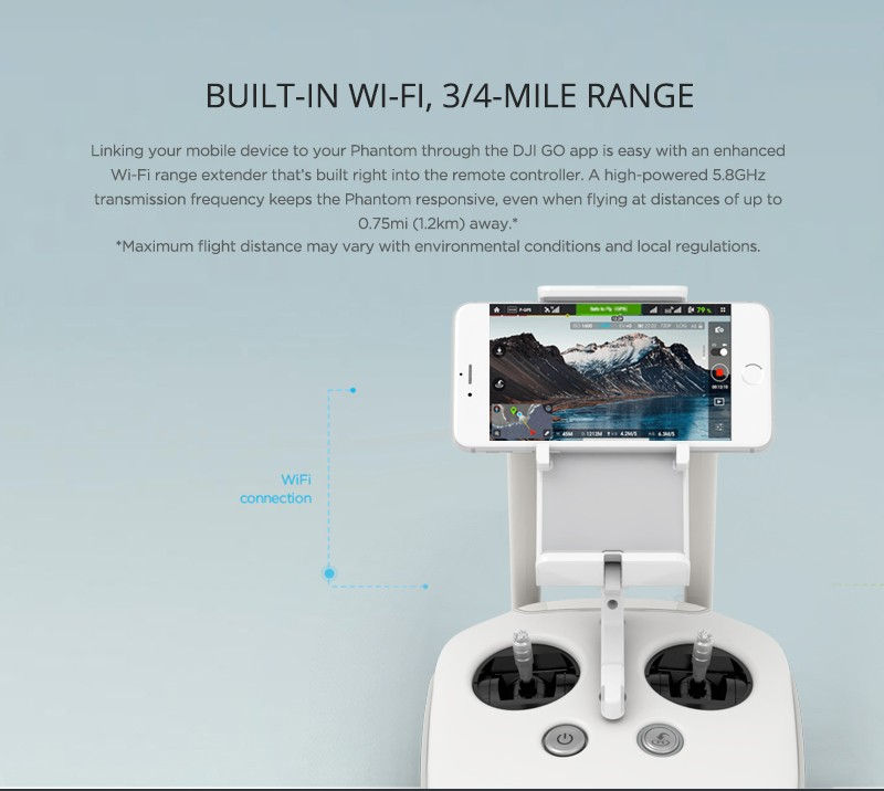 Original DJI Phantom 4K RC Camera Drones Helicopter 2.7K / 12 Megapixel Remote control toys Filming FPV make more fun Best gifts