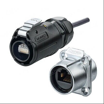 Original LP24 RJ45 Network plug Waterproof aviation plug socket network cable connector,free shipping<br><br>Aliexpress