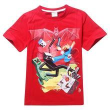 2015 fashion Cartoon Boys kids T shirt Short Sleeve Cotton Children s Clothes Summer T Shirts