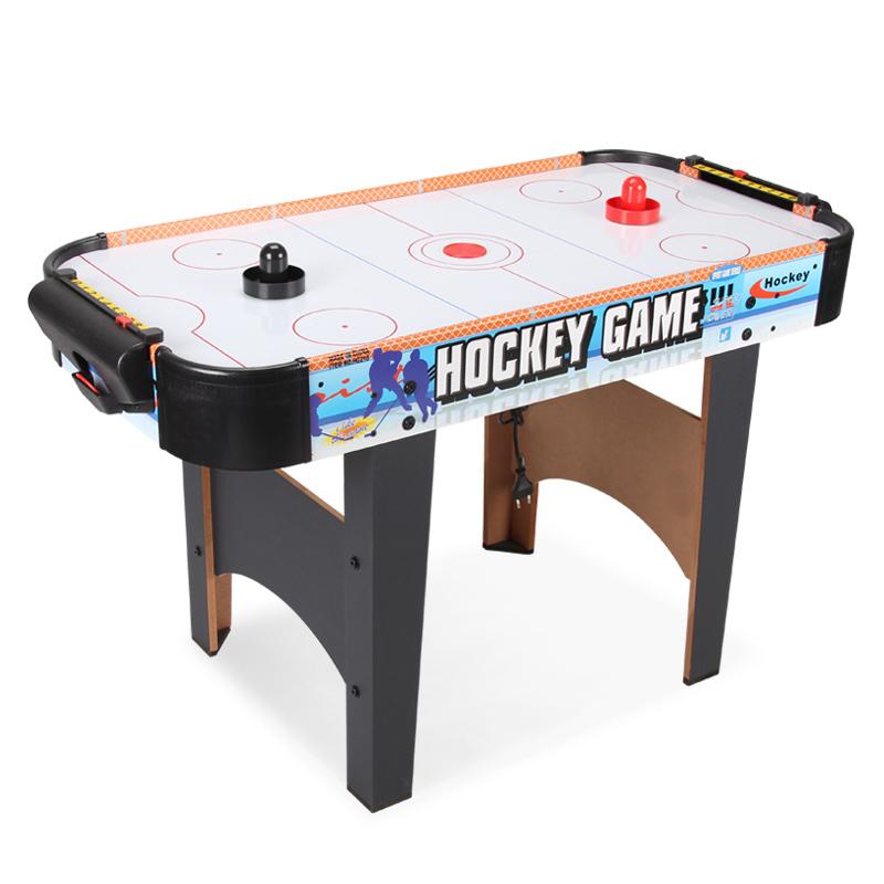 40 Inch air  hockey table hockey tables children play ice hockey table indoor hockey table with electrical air powered motor