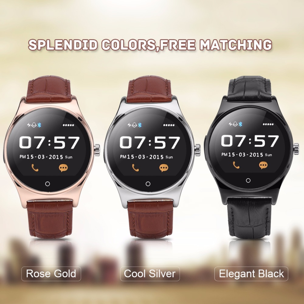 2016 RWATCH R11 Smart Watch Remote Controller Heart Rate Calls/SMS Sedentary Reminder Sleep Monitor smartwatch for phone(China (Mainland))