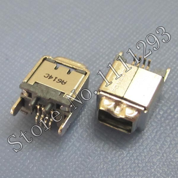 5pcs/lot 1394 Firewire Jack female 1394 socket connector for Sony Canon etc Camcorder(China (Mainland))