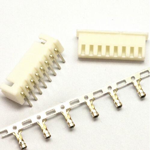 20sets/Lot 8 Pin Right Angle Connector Leads Header 2.54mm XH-8P Kit Housing Pin header Terminal<br><br>Aliexpress