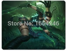 Discount Anti Fraying 2014 Hot Sell New Big Size LoL Gaming Large Durable Mouse Mat Pads(China (Mainland))
