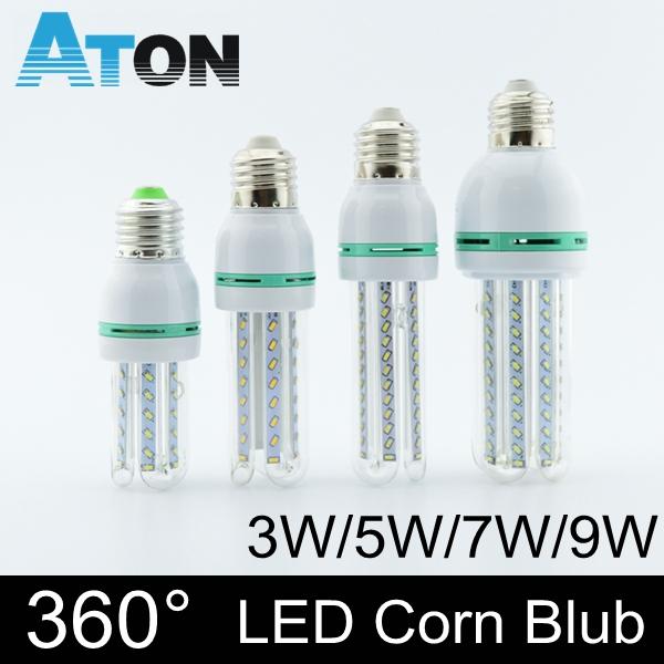 High brightness Cheap 3W 5W 7W 9W LED bulb E27 No Flicker Cost-effective 220v 110v led lamp Energy saving led residential bulbs(China (Mainland))