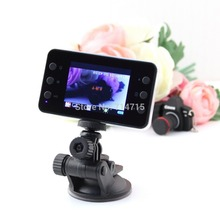 "2.4"" K6000 HD Vehicle Car DVR Car Camera Video Dashboard Recorder Night Vision parking YKS#(China (Mainland))"