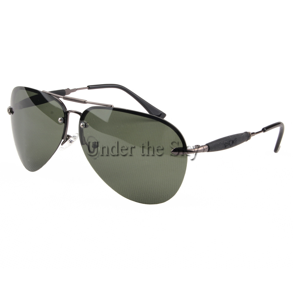 Half Frame Glasses Lenskart : New Men Brand Designer Sunglasses Polarized Shades Vintage ...