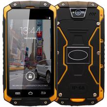 2016 New GuoPhone V9 Phone V9 PRO With IP68 MTK6572 Android 4.2 3G GPS AGPS 4.5 Inch Screen Shockproof Waterproof Smart Phone(China (Mainland))