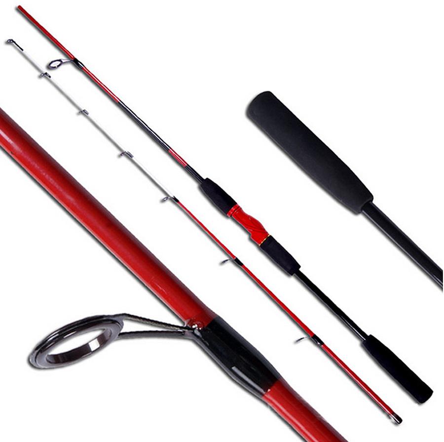 1.8m Straight Fishing Rod M Power Telescopic Fishing Rod Carp Feeder Rod Surf Spinning Rod Lure Fishing(China (Mainland))