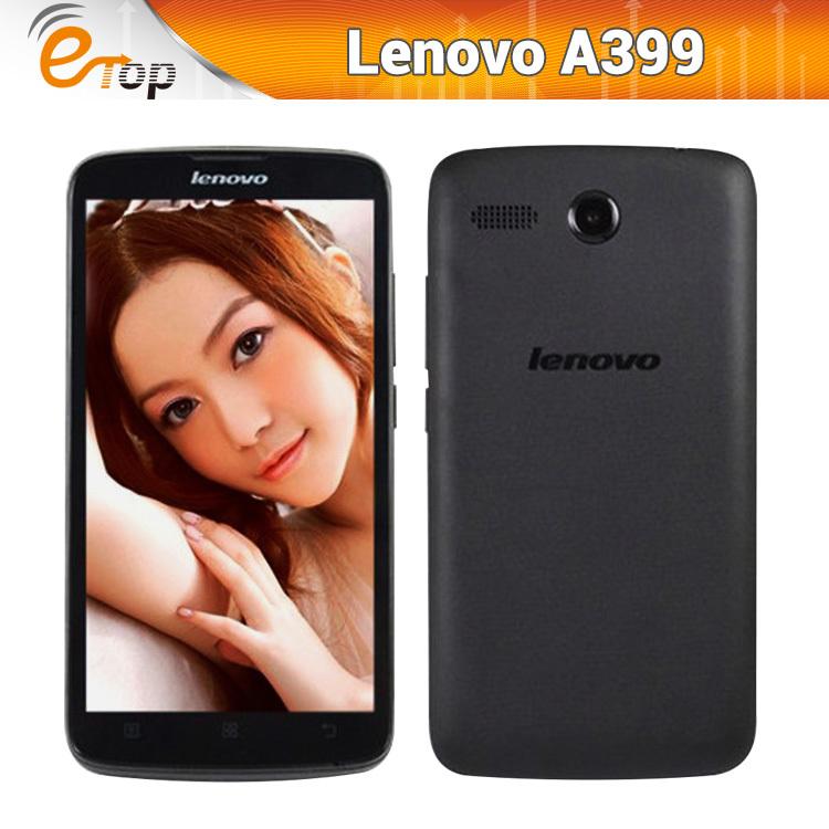 Мобильный телефон Lenovo A399 5/mtk6582 1,3 Android 4.4 Wifi 3G WCDMA SIM мобильный телефон moblie lenovo a338t 4 5 4 4 mtk6582 1 3 quad 512 4 wifi sim