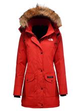 2016 Hot Sell Women's Metropolis and Trillium Goose Down Parka,Winter Outdoor Waterproof Thermal Lady Big Long Coat Summit Goret(China (Mainland))