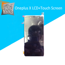 Oneplus X LCD Display Panel with Touch Screen Digitizer Assembly for 5.0″ Oneplus Smartphone 1920*1080 Resolution