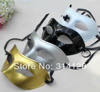 Send free FedEx or DHL - Christmas Masks Venetian Masks Masquerade Masks Plastic Half Face Mask