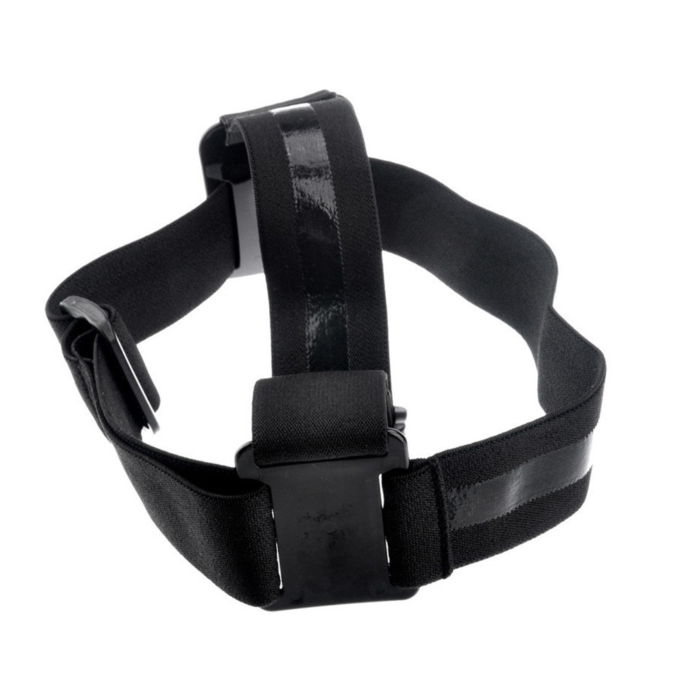 Accessories HOt Head Strap Mount Belt Elastic Headband +Screw for GO PRO HD Hero 1 2 3 3+ 4 For xiaomi 4000 5000 7000 Camera