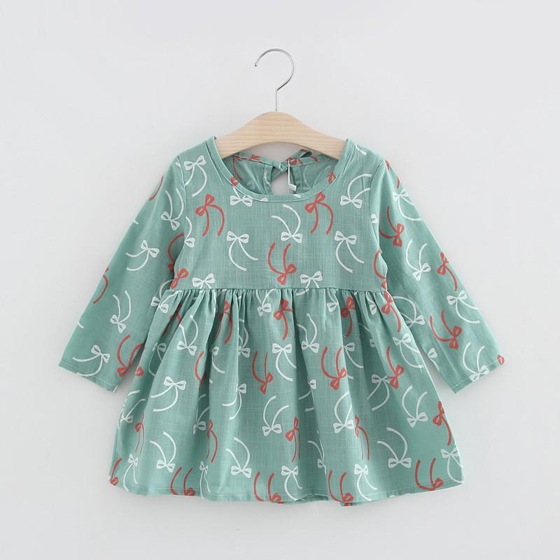 2016 Girls Dress Vestidos Girl Clothes Princess Autumn Kids Vestido Infantil Cotton Dresses Cute Costume Deguisement Enfant Hot