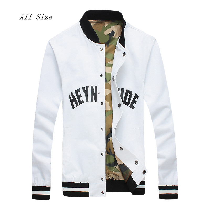 2015 fashion mens jackets and coats jaqueta masculina chaqueta hombre baseball wear outdoors casual mens clothes M-XXXL 4XL 5XLОдежда и ак�е��уары<br><br><br>Aliexpress