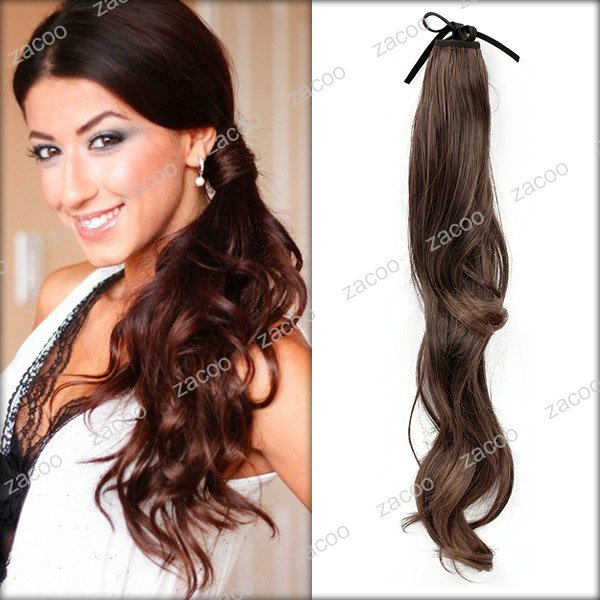 Dark brown clip on hair extensions trendy hairstyles in the usa dark brown clip on hair extensions pmusecretfo Gallery