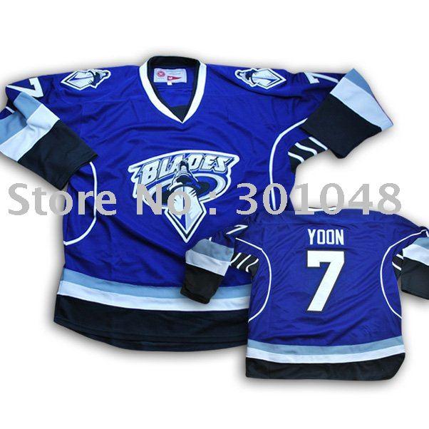 Chandails de hockey personnalisée / chandail de hockey personnalisé / uniformes d'équipe modèle 05(China (Mainland))