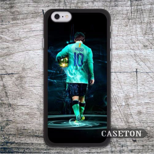 European Golden Boot Football Messi 10 Case For iPhone 7 6 6s Plus 5 5s SE 5c and For iPod 5 High Quality Classic Cover