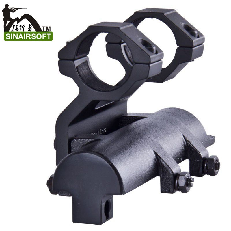UTG 5th Gen SKS 5th Gen Hi-profile Integral See-thru Mount Complete with 1 Rings MNT-640T5  Free Shipping<br><br>Aliexpress