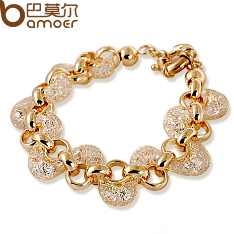 2013 New Arrival Luxury catring 18k Rose Gold bracelet champagne gold wire zircon crystal bracelet female Fashion  Jewelry<br><br>Aliexpress