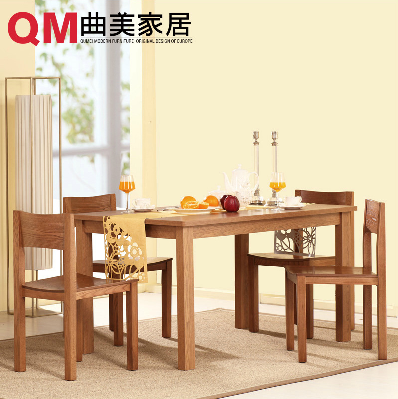 simple modern dining room furniture mensal chair combination a table