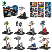 New Star Wars Decool 9 Minifigures Building Blocks Action Figure Compatible with Lego Star wars Learning & Education Toys Gift