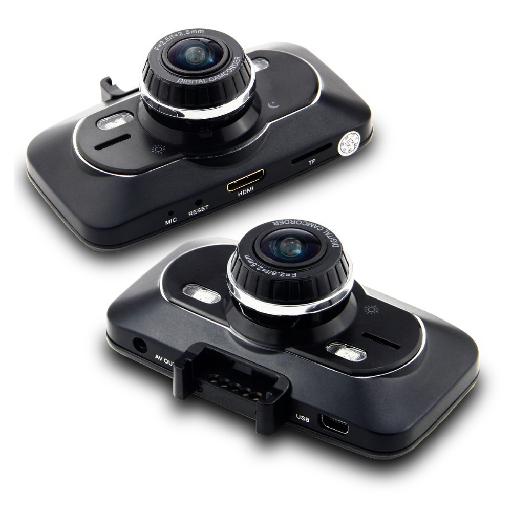 Car DVR Camera GF200 Full HD 1920*1080P Ambarella A2S70 with G-Sensor+H.264 video Recorder Dash Cam