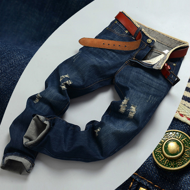 Жан homme DSQ slim fit мужчин джинсы брюки робин тощий байкер джинсы бренд джинсовой ...