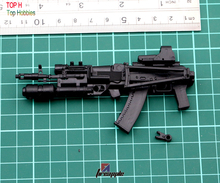 Buy 1/6 Scale 4D Weapon Model AK74 Assembling Gun Model Toy F 12'' Soldier Action Figure for $7.03 in AliExpress store