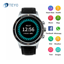 Buy Teyo New Sport Smart Watch Y3 Bluetooth 4.0 Wifi GPS 512MB+4GB Waterpoof Heart Rate Monitor Pedometer Smartwtch Android IOS for $100.47 in AliExpress store