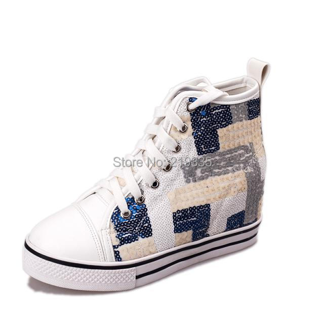 wedge sneaker trend 2014 new 2014 fashion breathable women