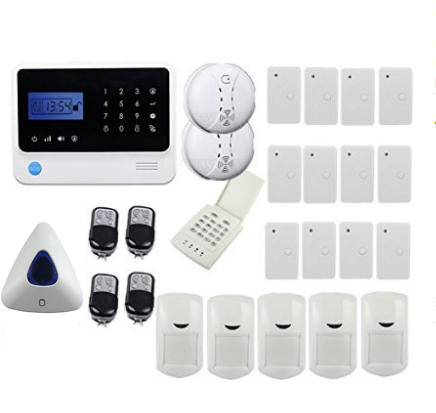 Home security system wifi